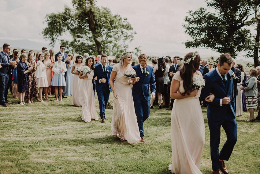 Summer wedding at Ballintaggart House - Dingle | Hazel and J.R. 85