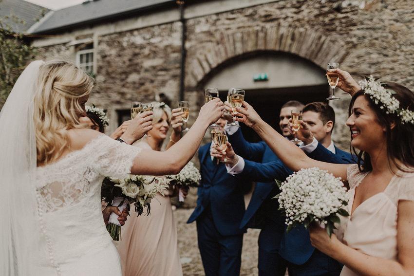 Summer wedding at Ballintaggart House - Dingle | Hazel and J.R. 86