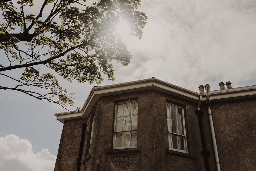 Summer wedding at Ballintaggart House - Dingle | Hazel and J.R. 4