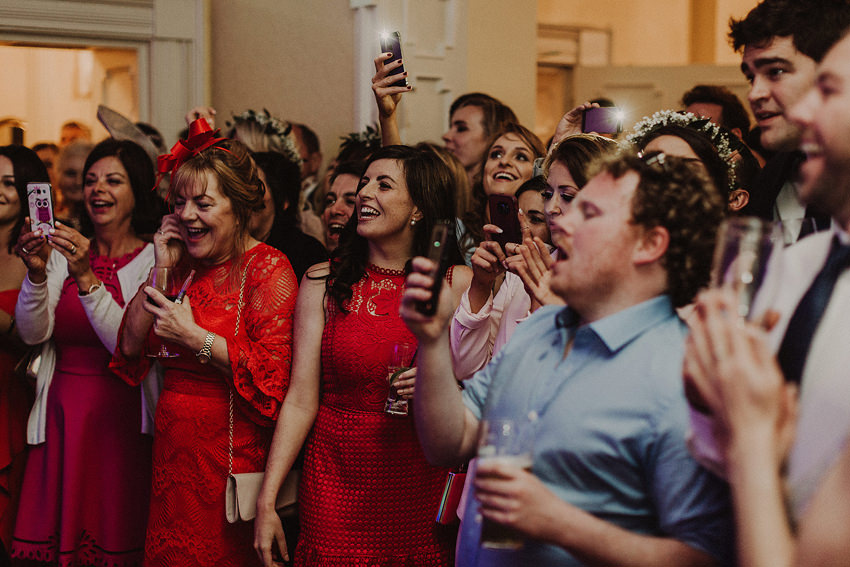 Summer wedding at Ballintaggart House - Dingle | Hazel and J.R. 127