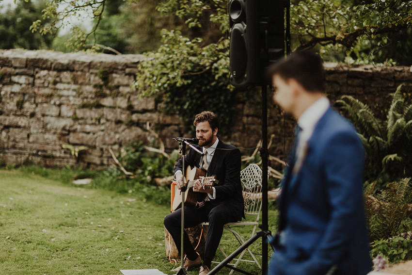 DIY outdoor wedding at Durhamstown Castle | Aisling & Javier 310