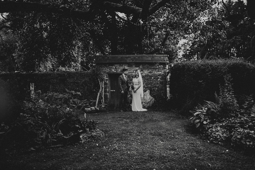 DIY outdoor wedding at Durhamstown Castle | Aisling & Javier 343