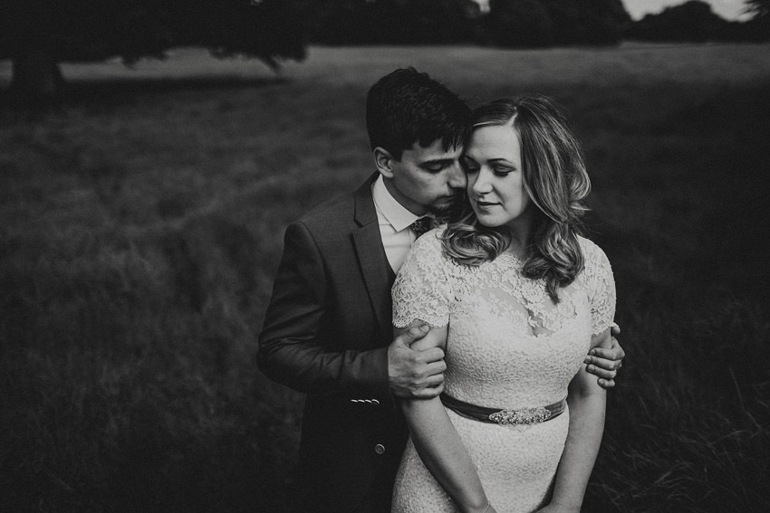 DIY outdoor wedding at Durhamstown Castle | Aisling & Javier 354