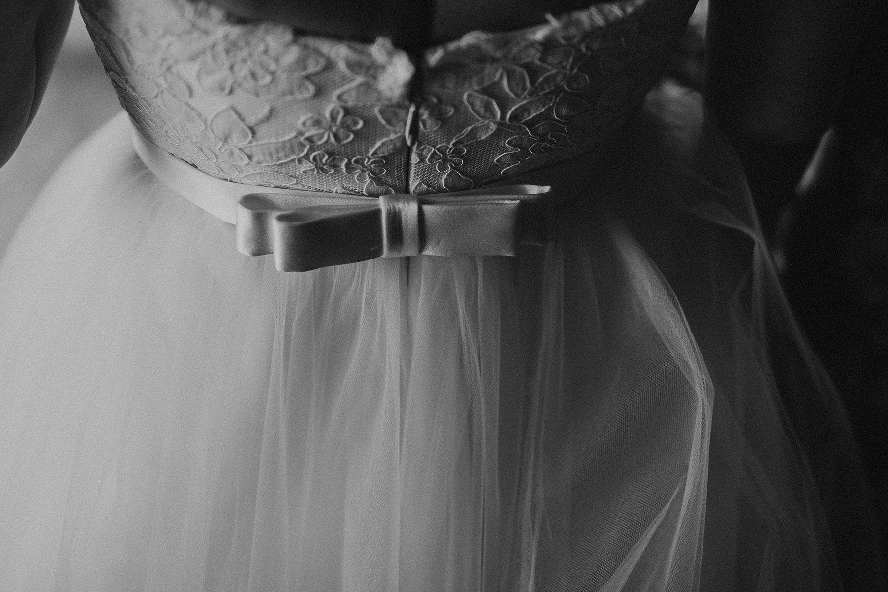 wedding dress details at mount juliet