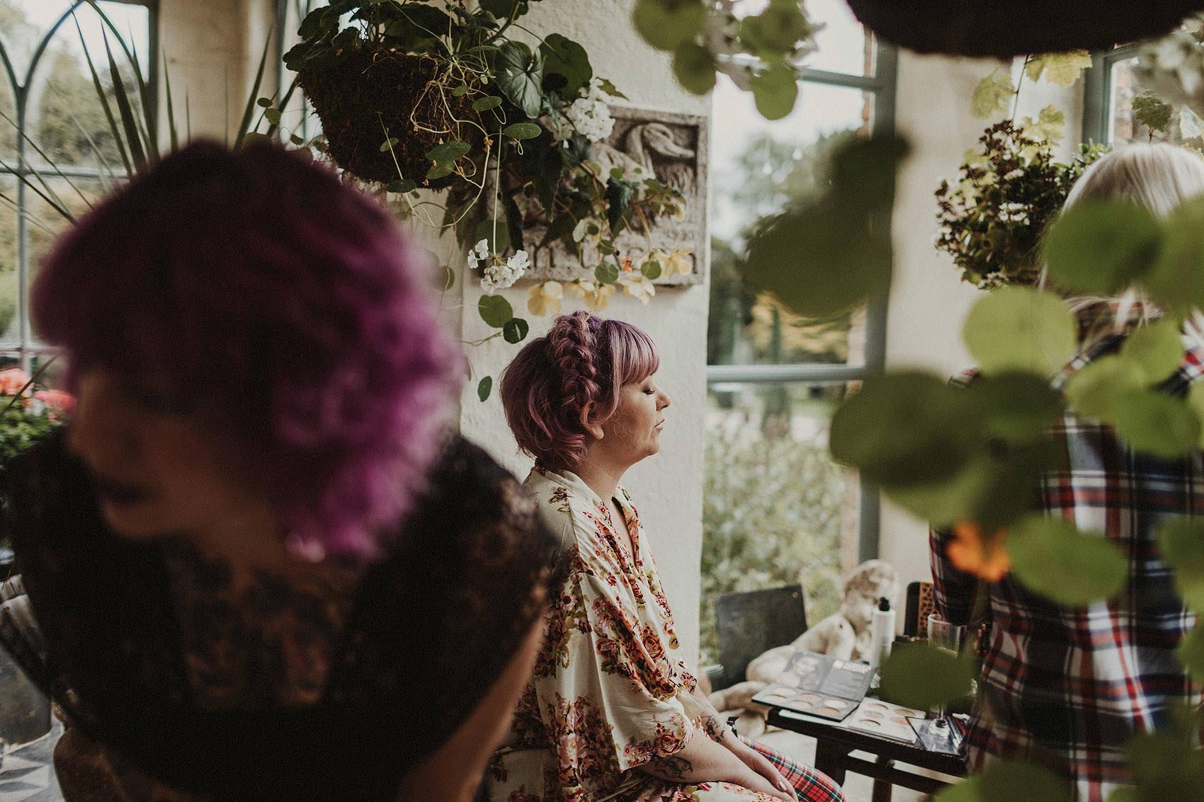 Huntington Castle & Gardens wedding | Ruth & Jason 11