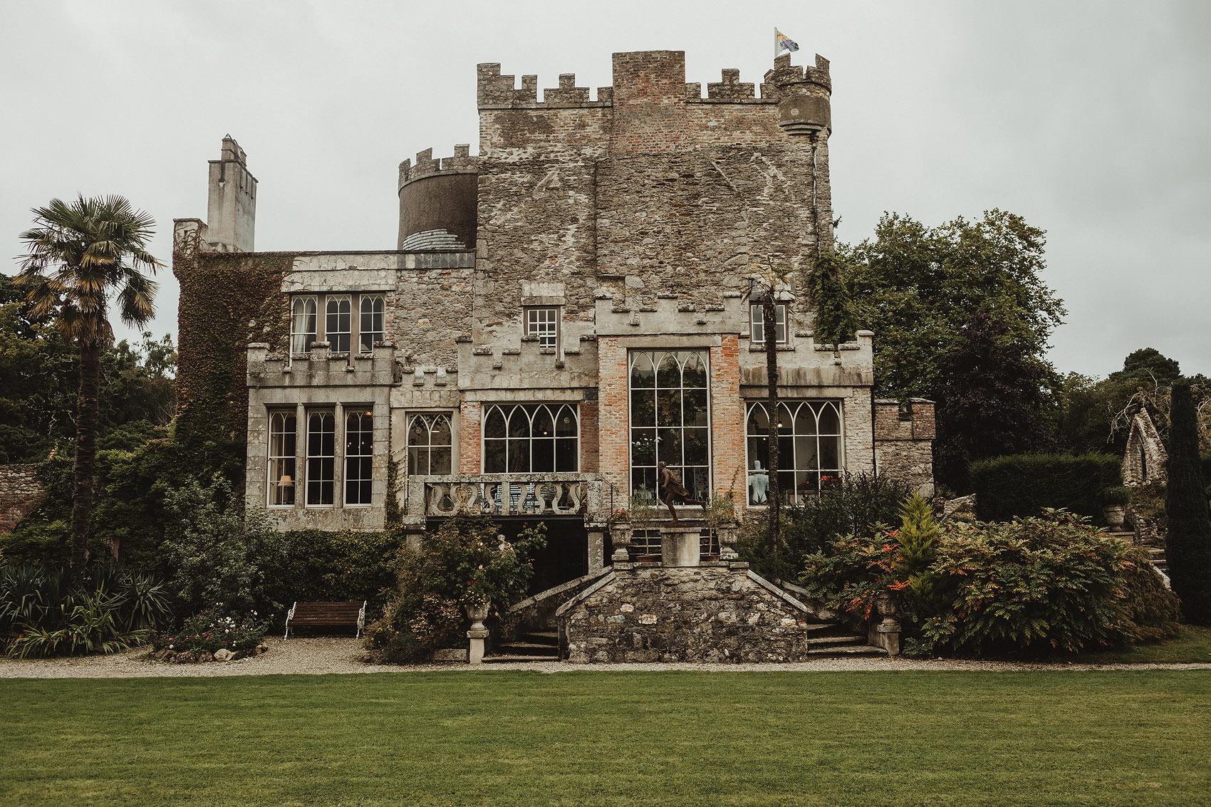 Huntington Castle & Gardens wedding | Ruth & Jason 3