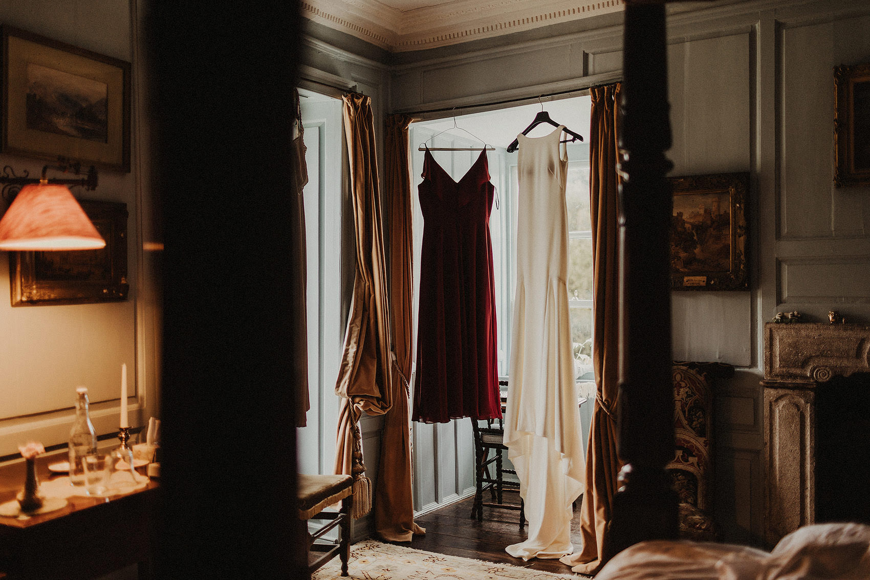 Huntington Castle & Gardens wedding | Ruth & Jason 17