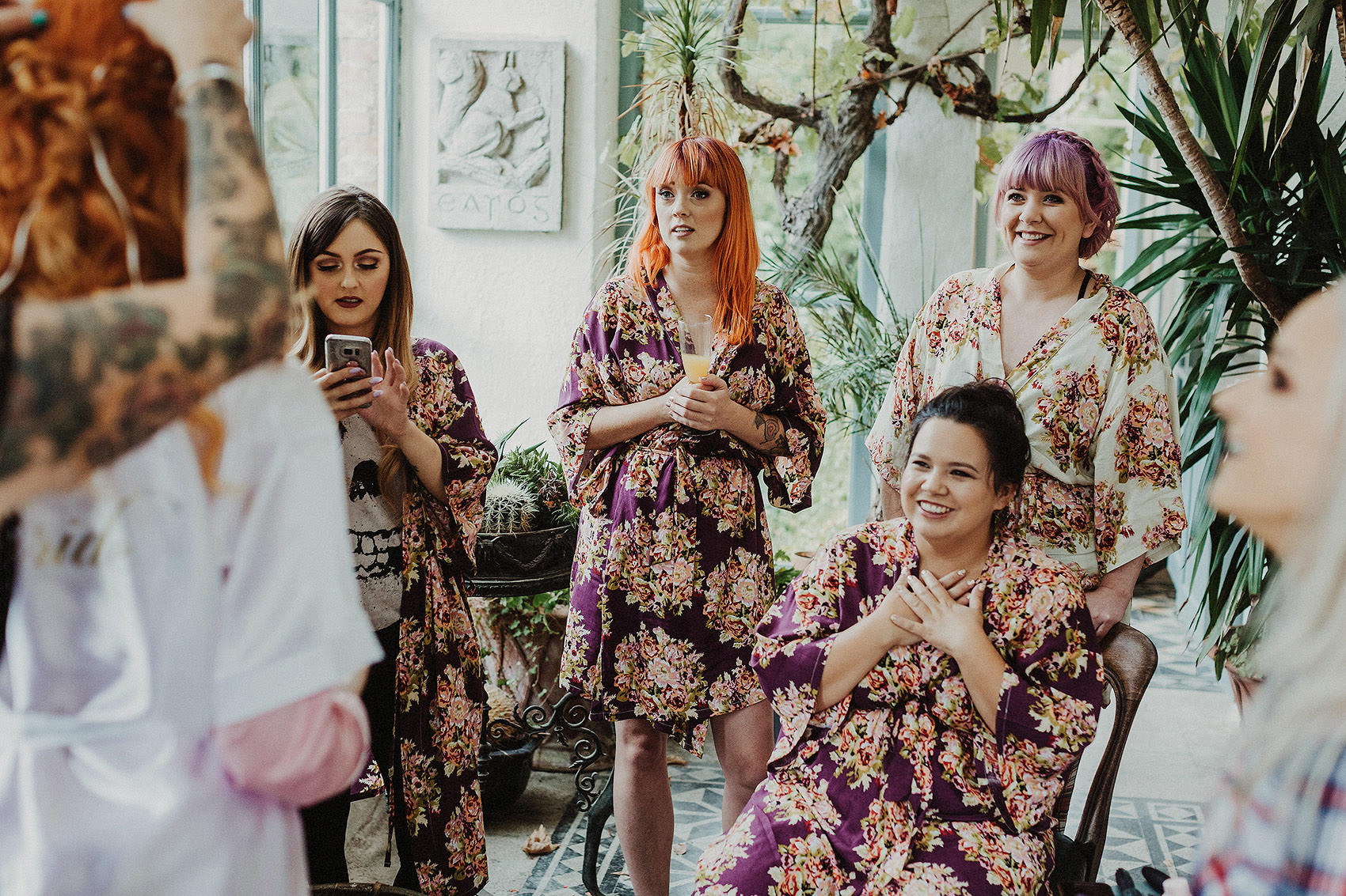 Huntington Castle & Gardens wedding | Ruth & Jason 21