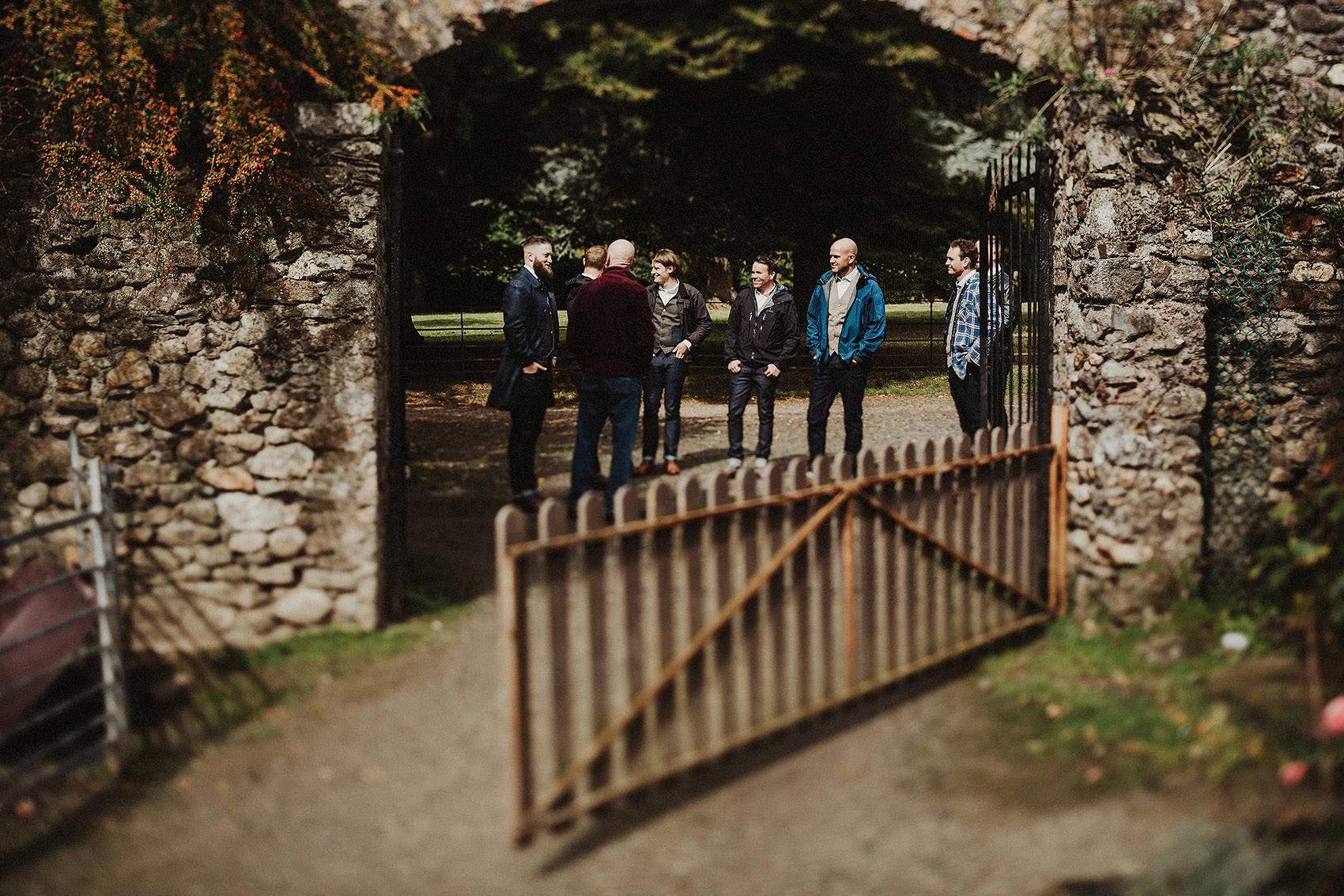 Huntington Castle & Gardens wedding | Ruth & Jason 36