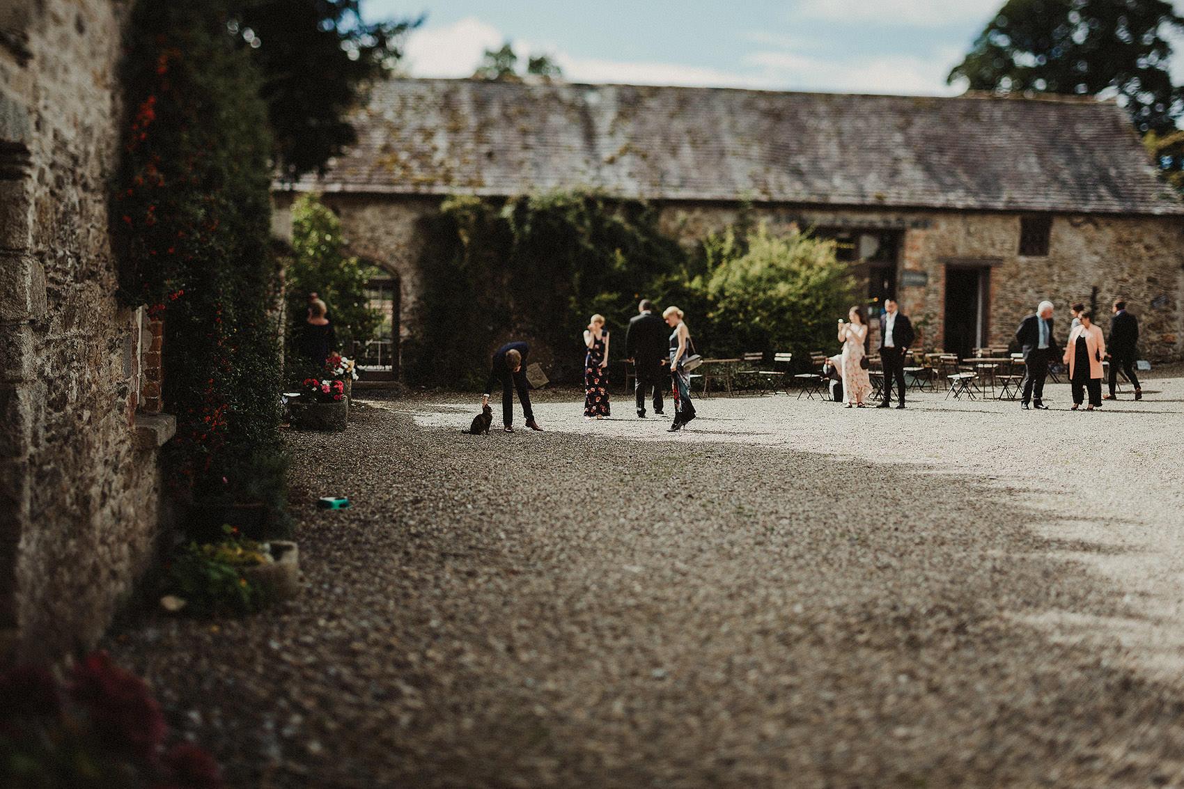 Huntington Castle & Gardens wedding | Ruth & Jason 34