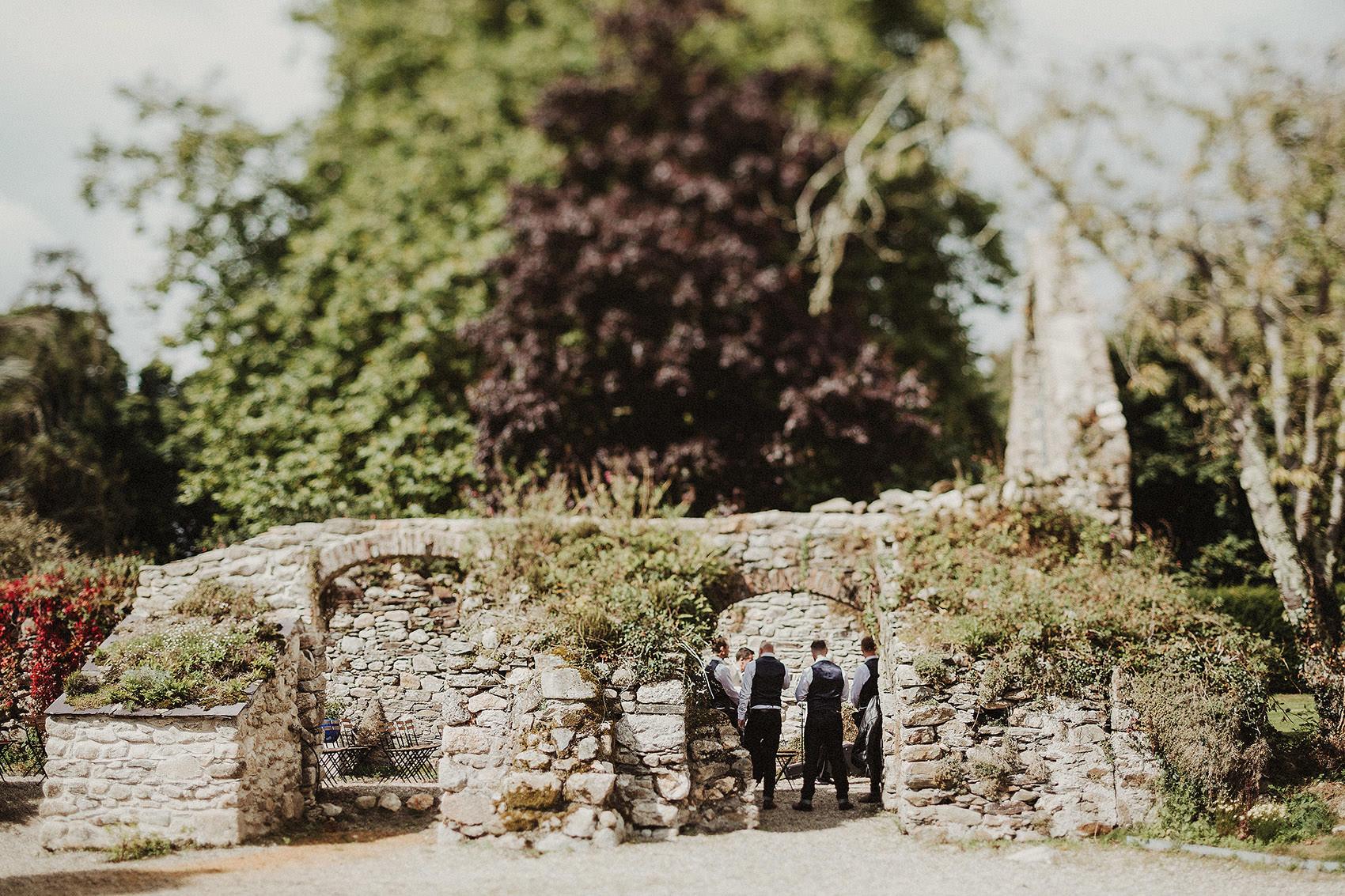 Huntington Castle & Gardens wedding | Ruth & Jason 44