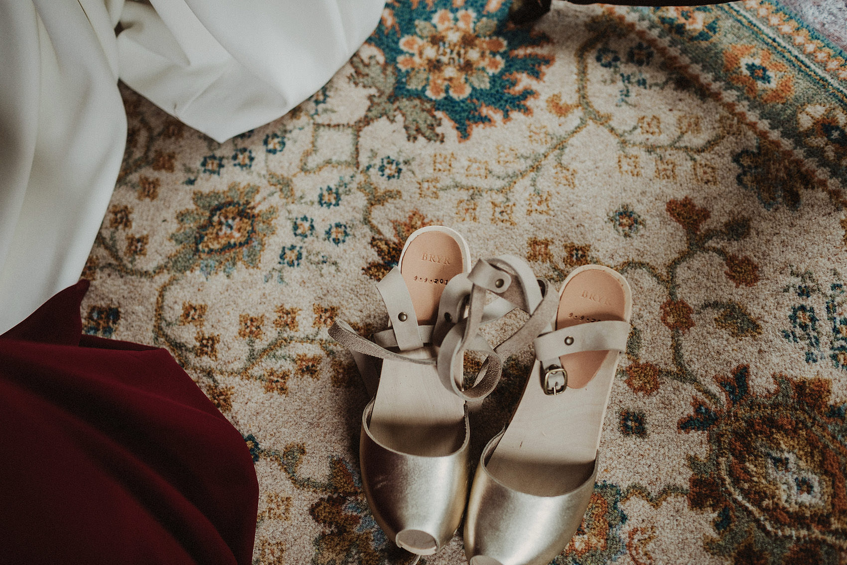 Huntington Castle & Gardens wedding | Ruth & Jason 49