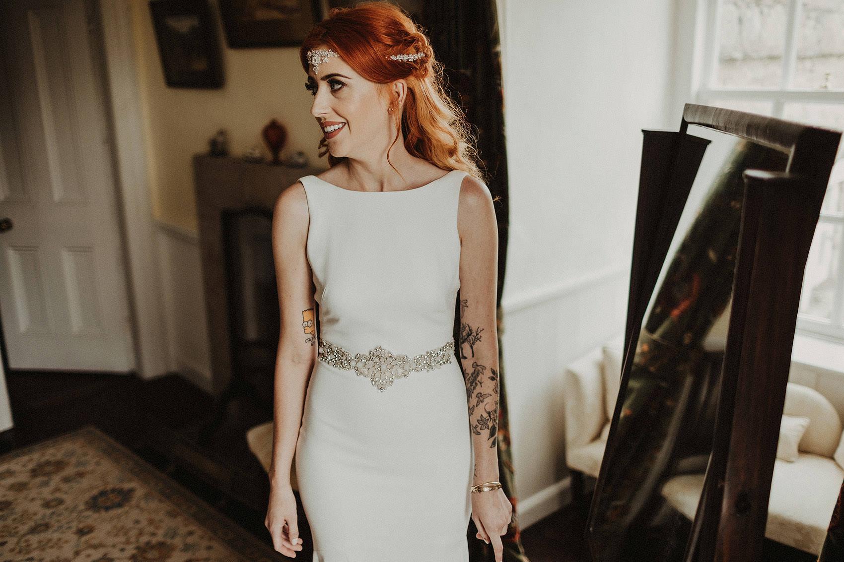 Huntington Castle & Gardens wedding | Ruth & Jason 55