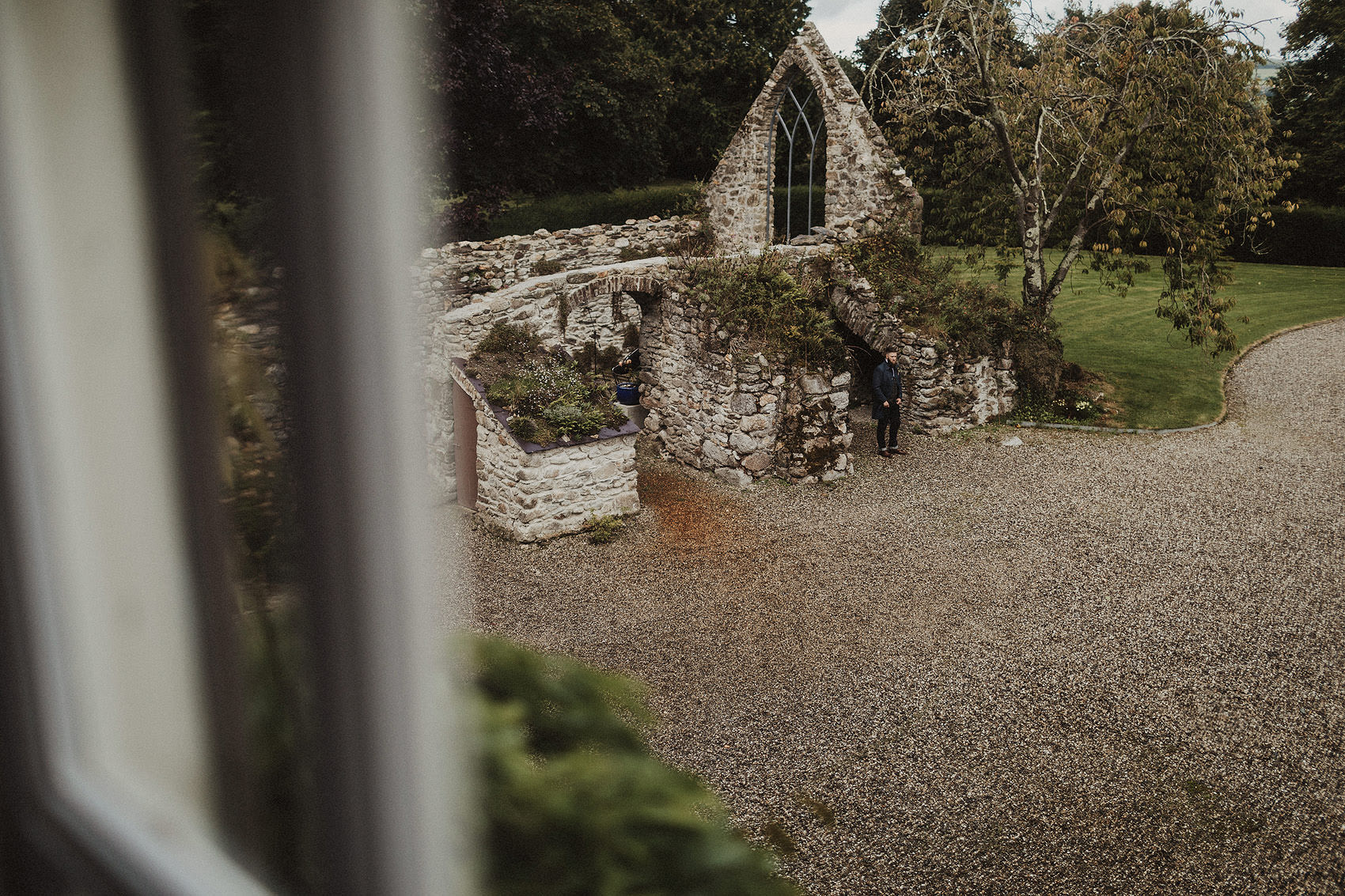 Huntington Castle & Gardens wedding | Ruth & Jason 61