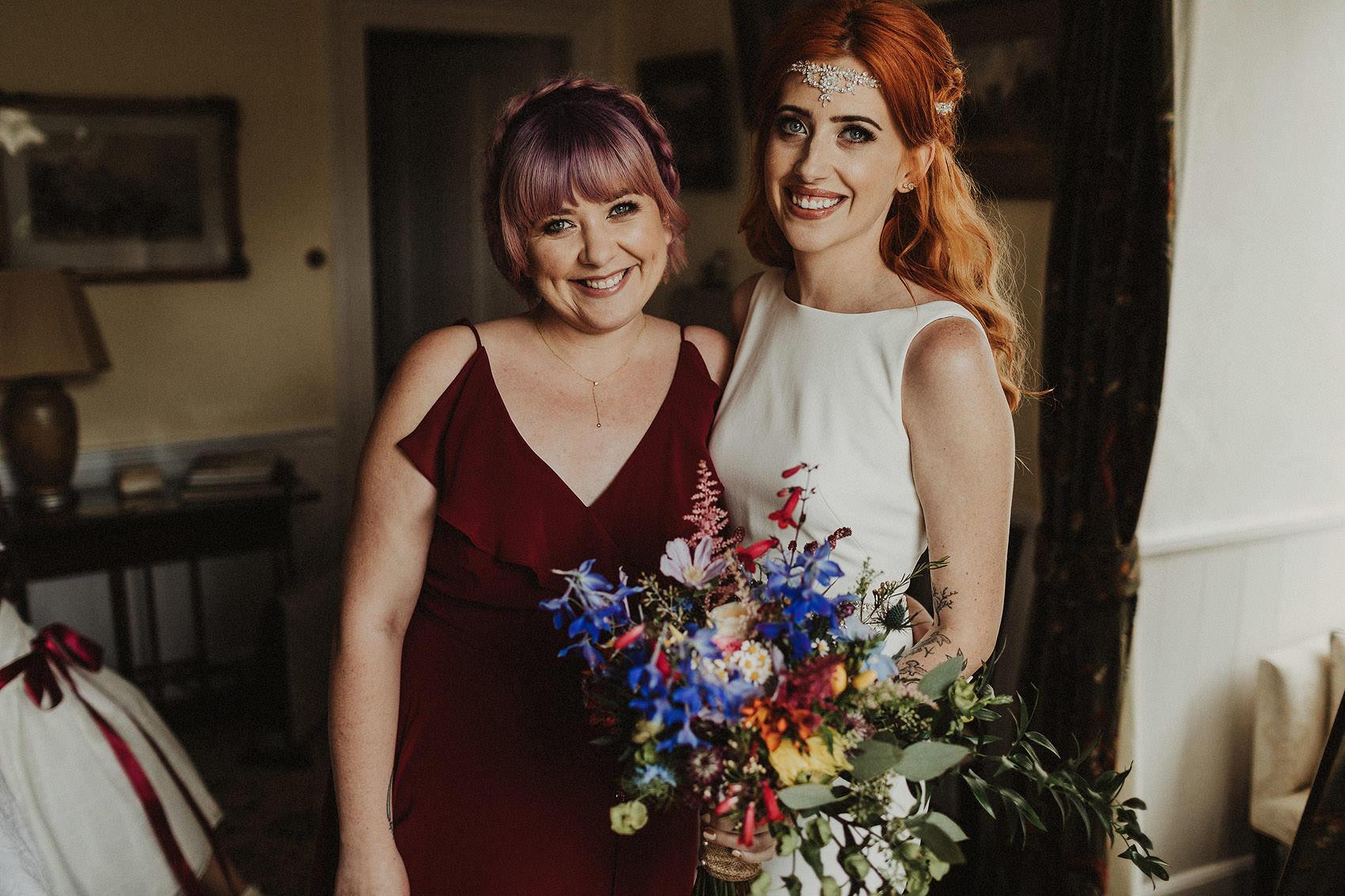 Huntington Castle & Gardens wedding | Ruth & Jason 62