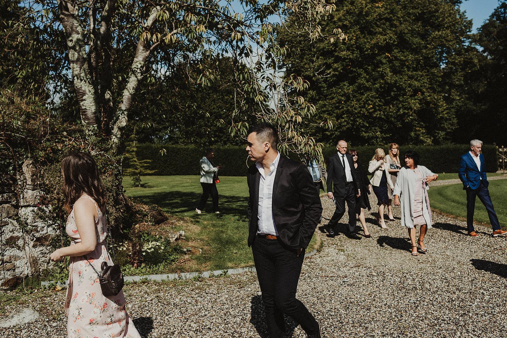 Huntington Castle & Gardens wedding | Ruth & Jason 68