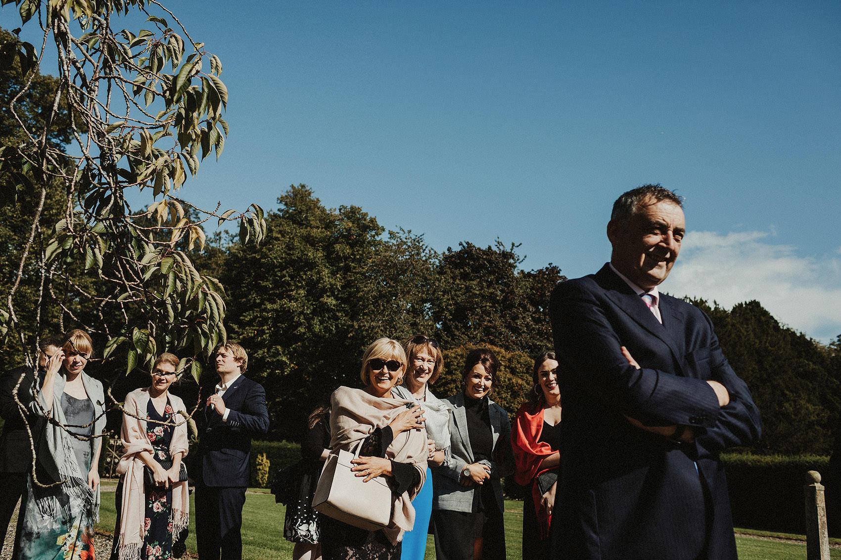 Huntington Castle & Gardens wedding | Ruth & Jason 69