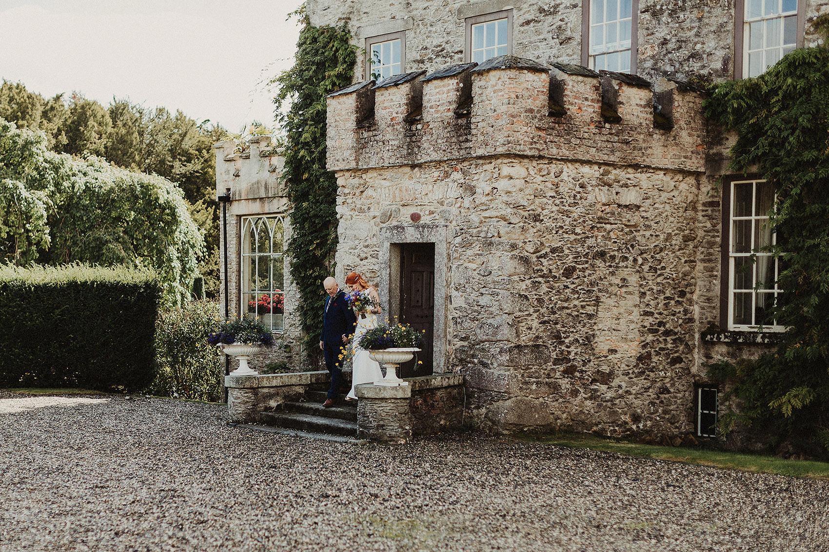 Huntington Castle & Gardens wedding | Ruth & Jason 80