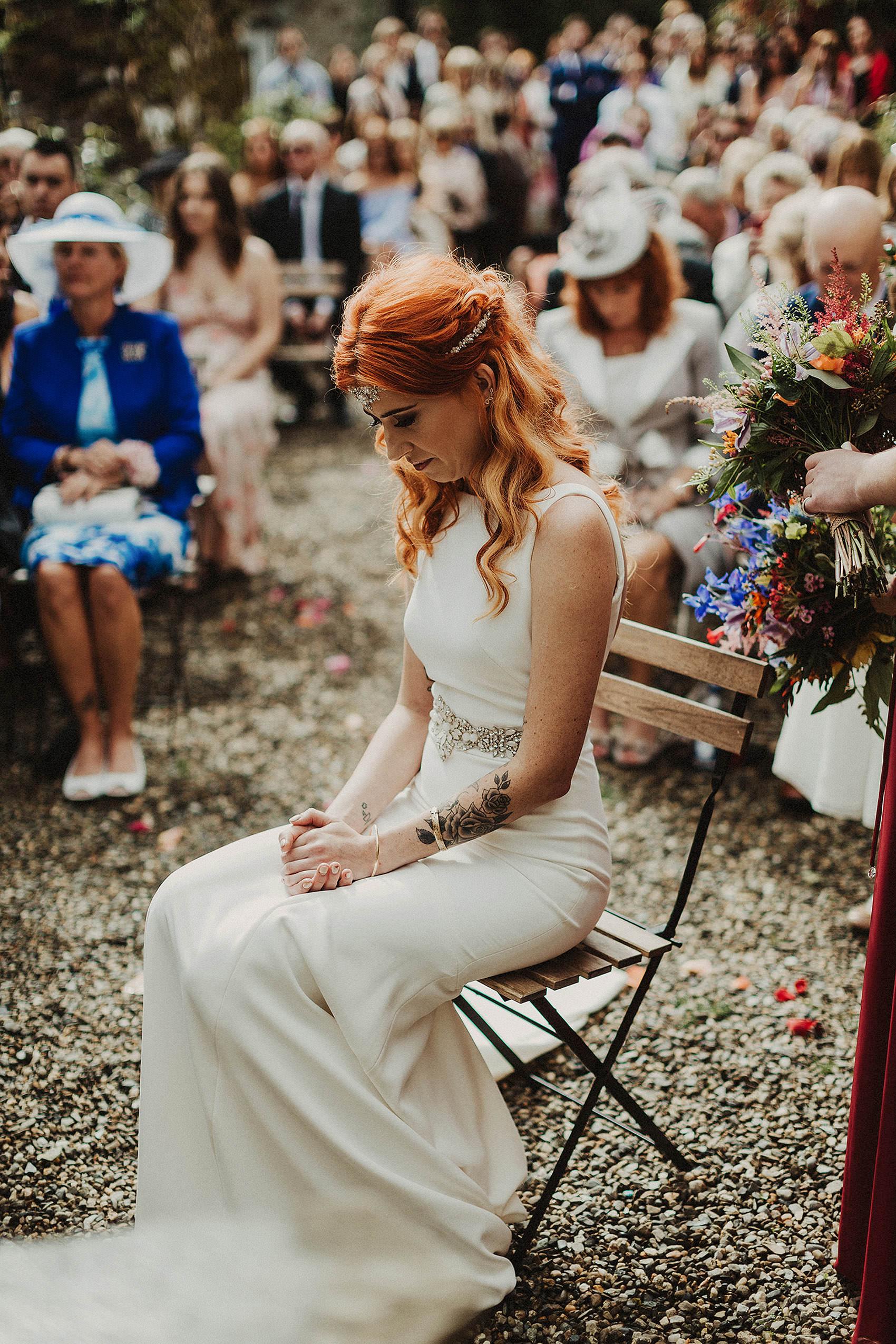 Huntington Castle & Gardens wedding | Ruth & Jason 86