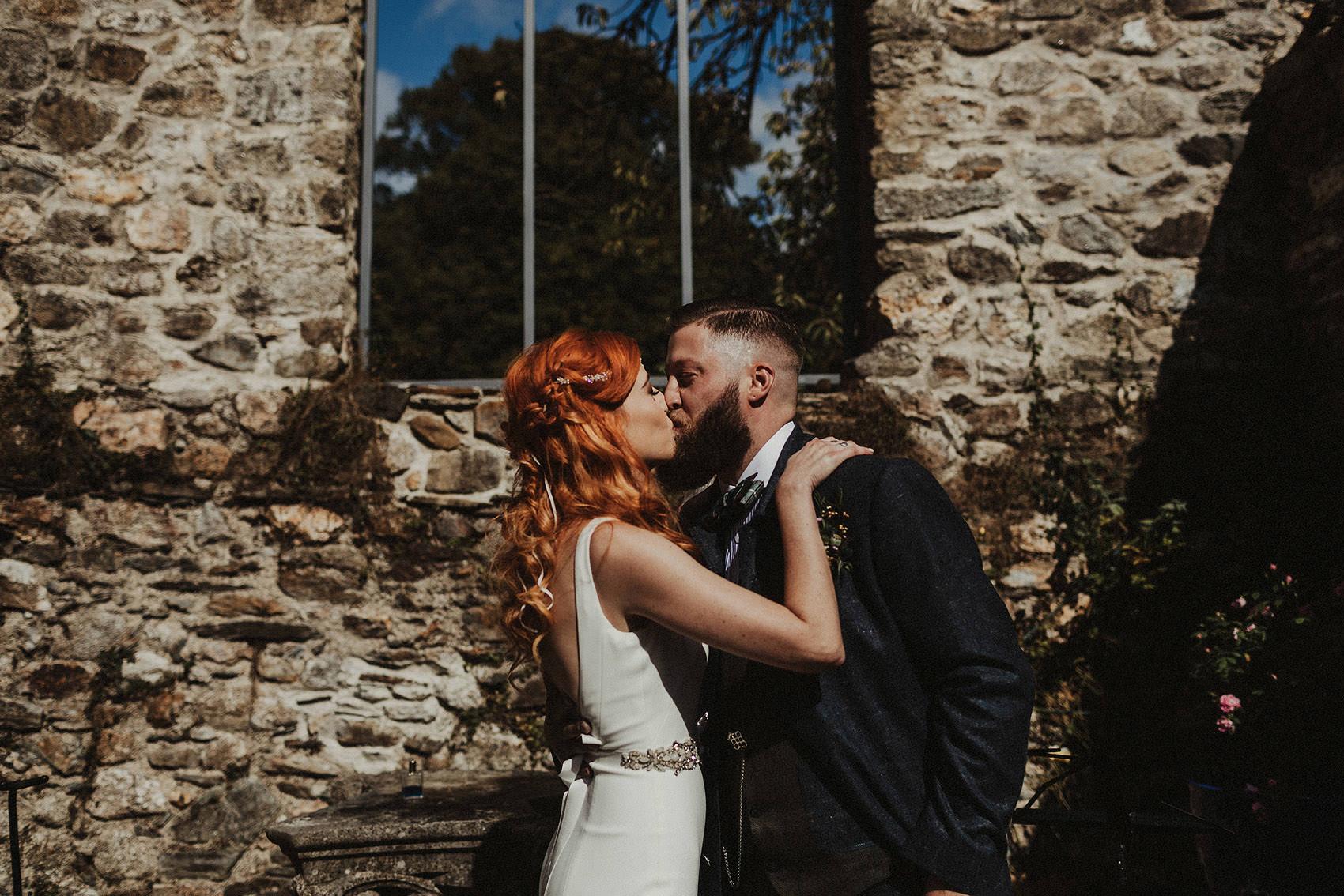 Huntington Castle & Gardens wedding | Ruth & Jason 93