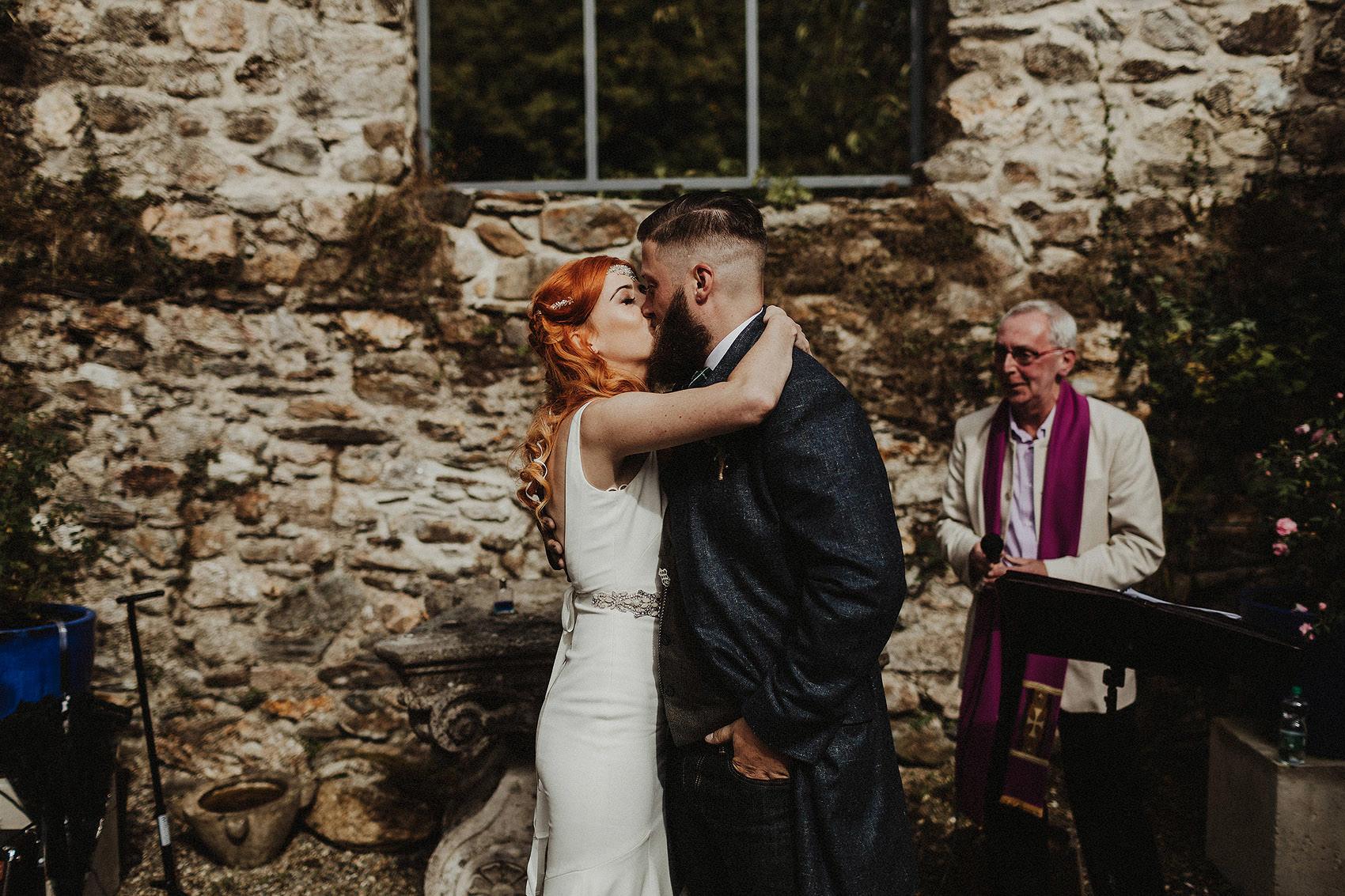 Huntington Castle & Gardens wedding | Ruth & Jason 94