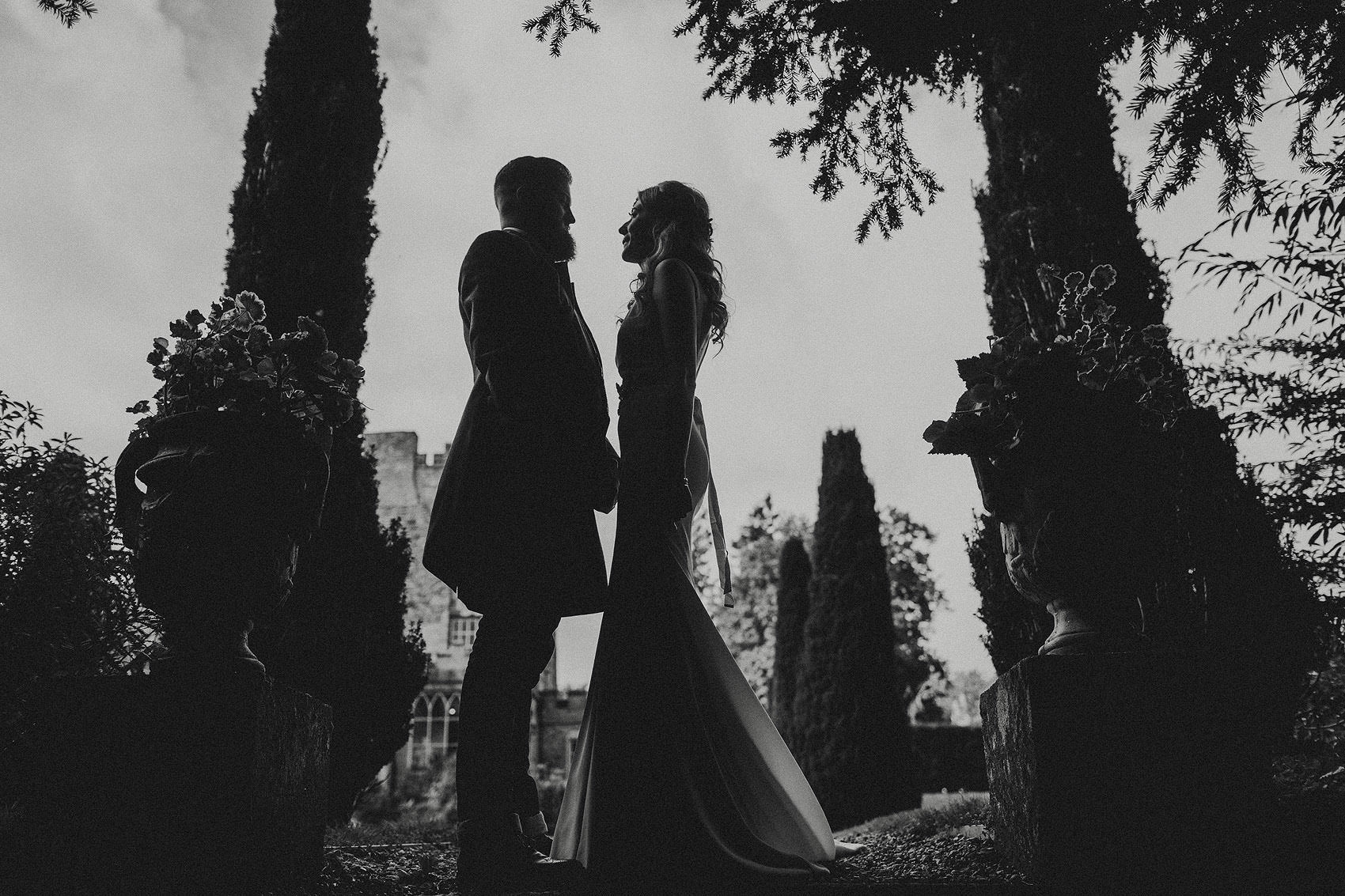 Huntington Castle & Gardens wedding | Ruth & Jason 99