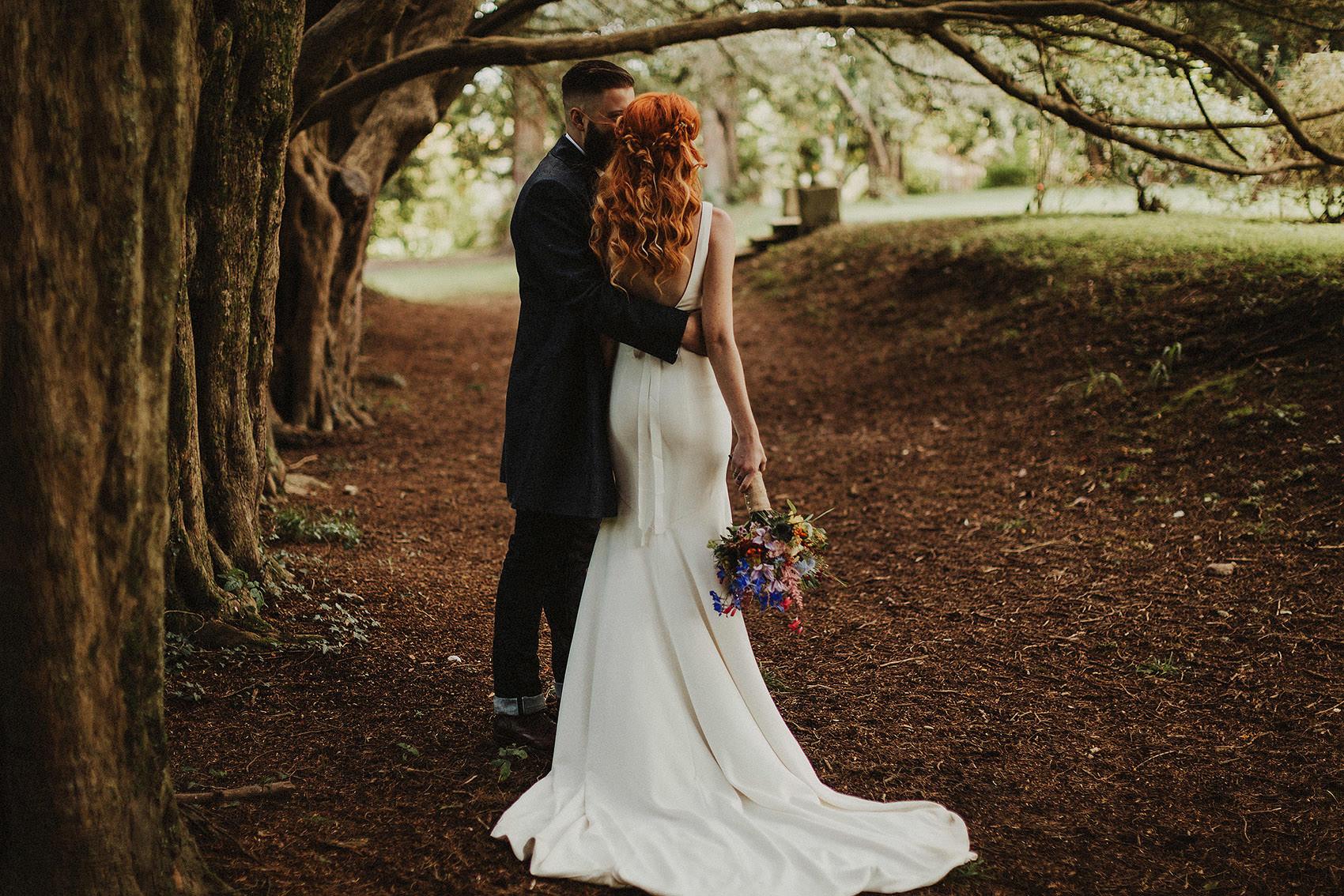 Huntington Castle & Gardens wedding | Ruth & Jason 100