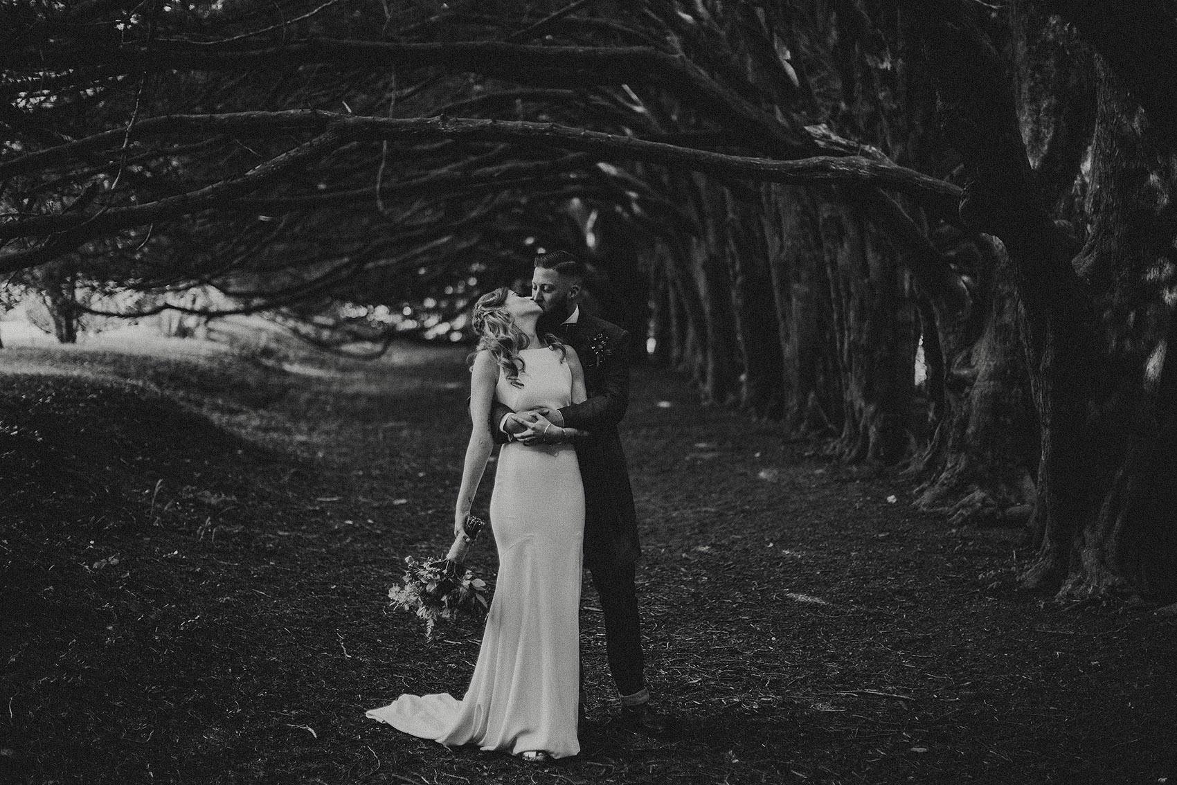 Huntington Castle & Gardens wedding | Ruth & Jason 103