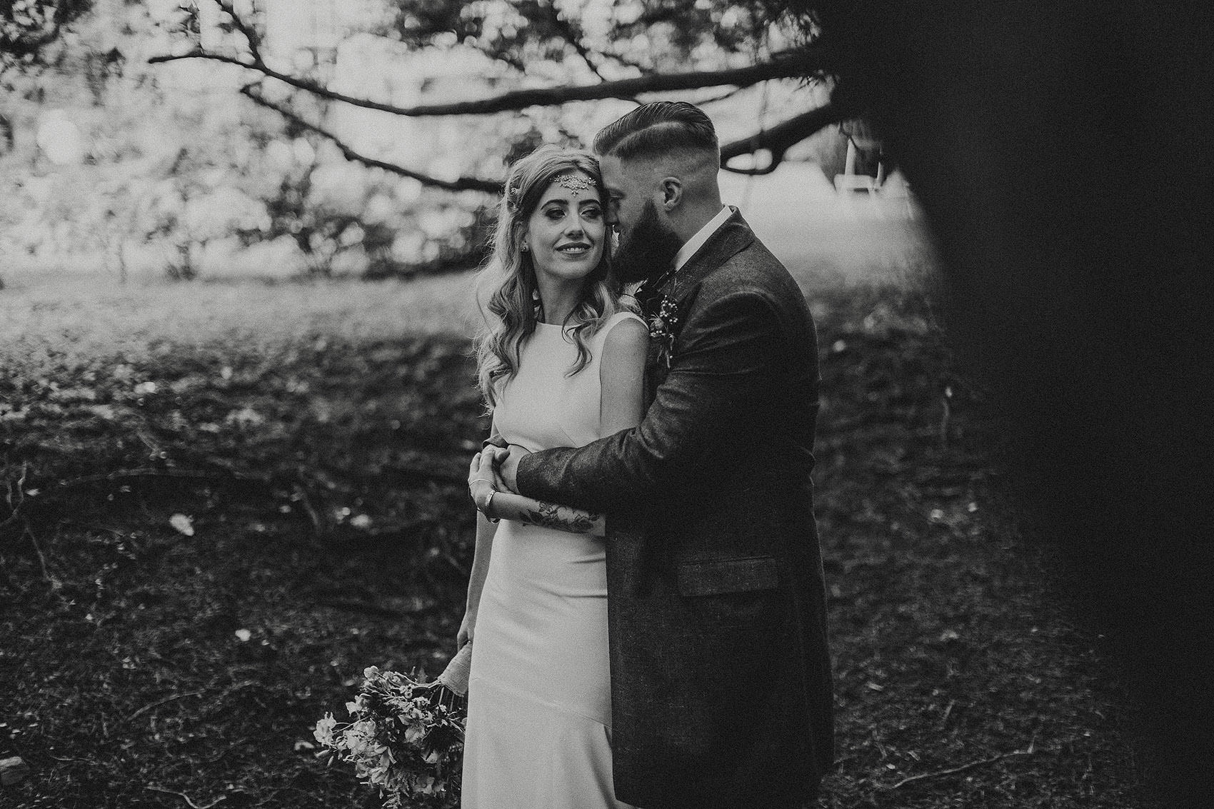 Huntington Castle & Gardens wedding | Ruth & Jason 105