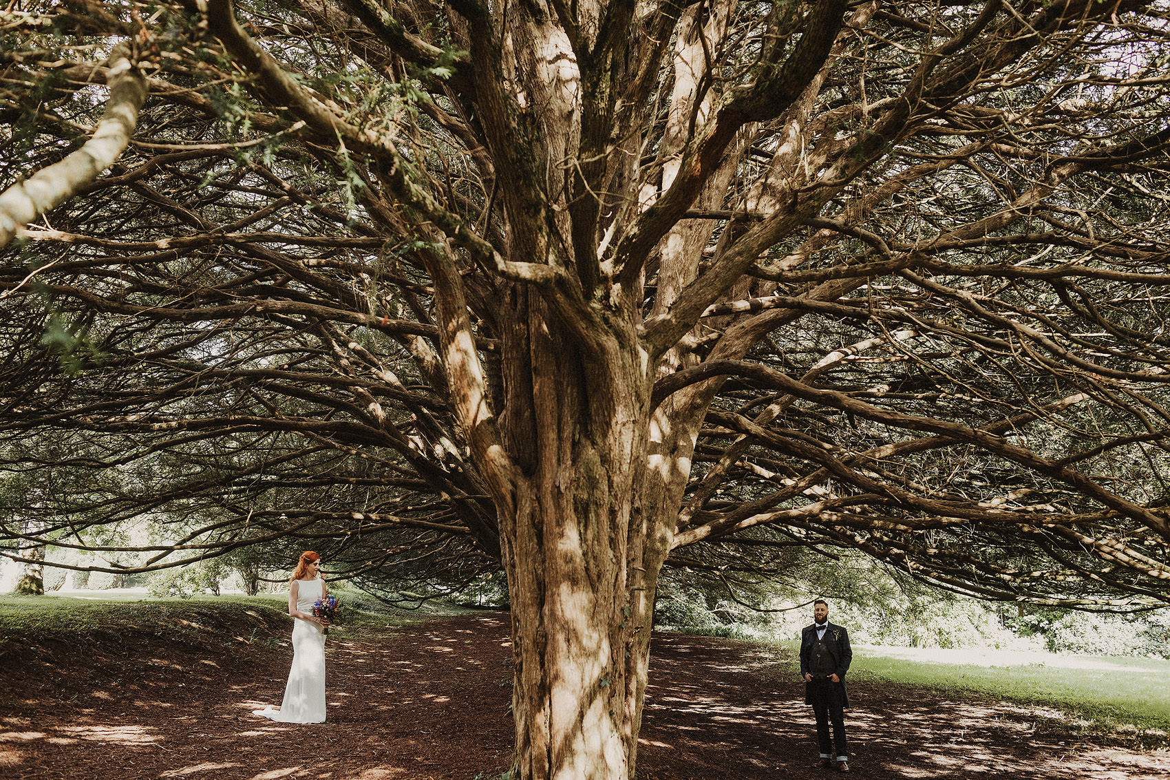 Huntington Castle & Gardens wedding | Ruth & Jason 104