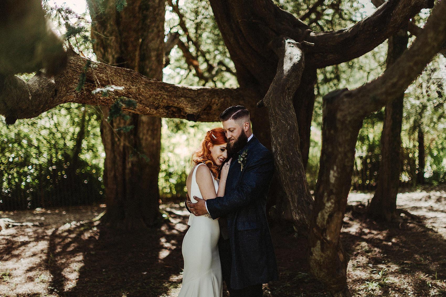 Huntington Castle & Gardens wedding | Ruth & Jason 108