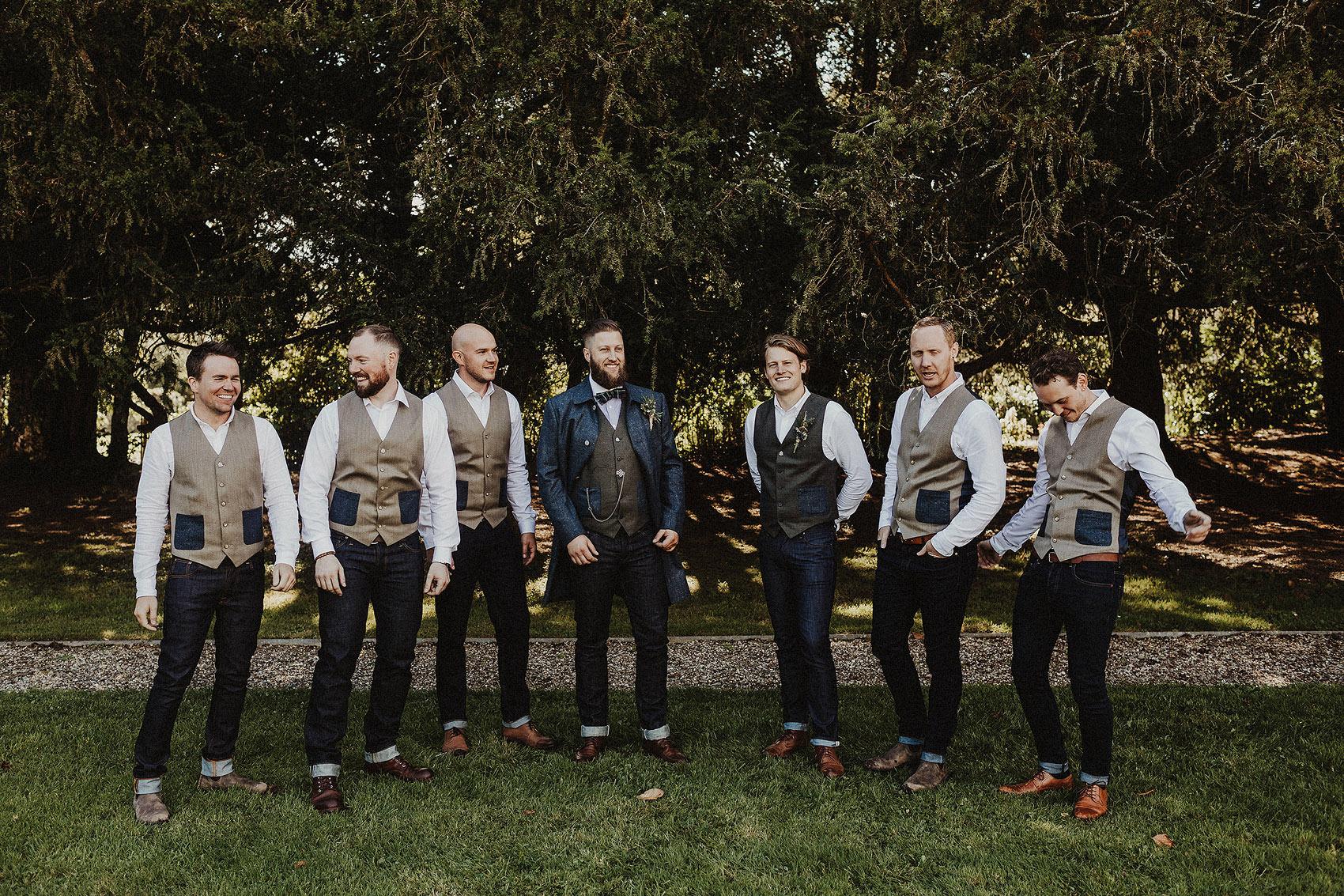 Huntington Castle & Gardens wedding | Ruth & Jason 117
