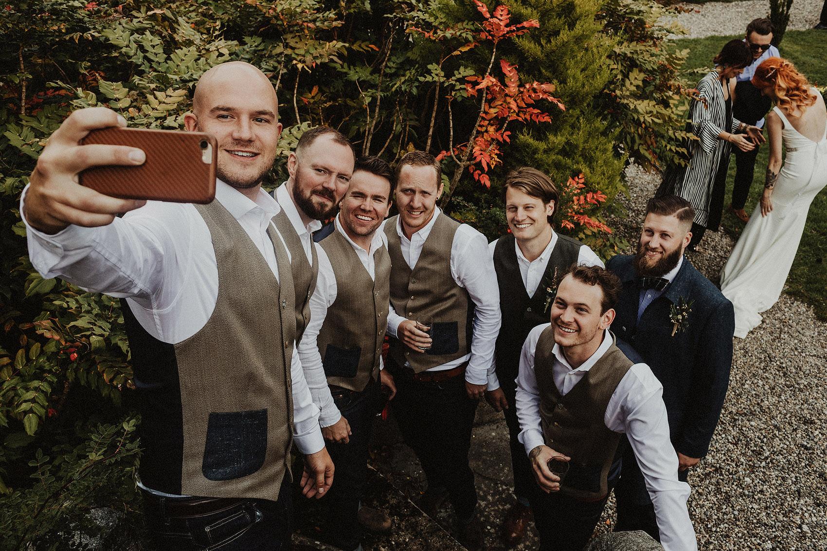 Huntington Castle & Gardens wedding | Ruth & Jason 119
