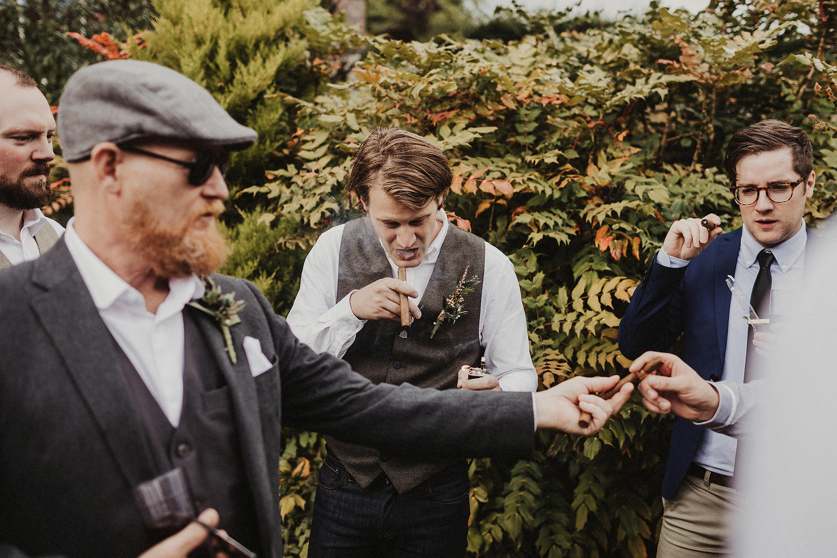 Huntington Castle & Gardens wedding | Ruth & Jason 120