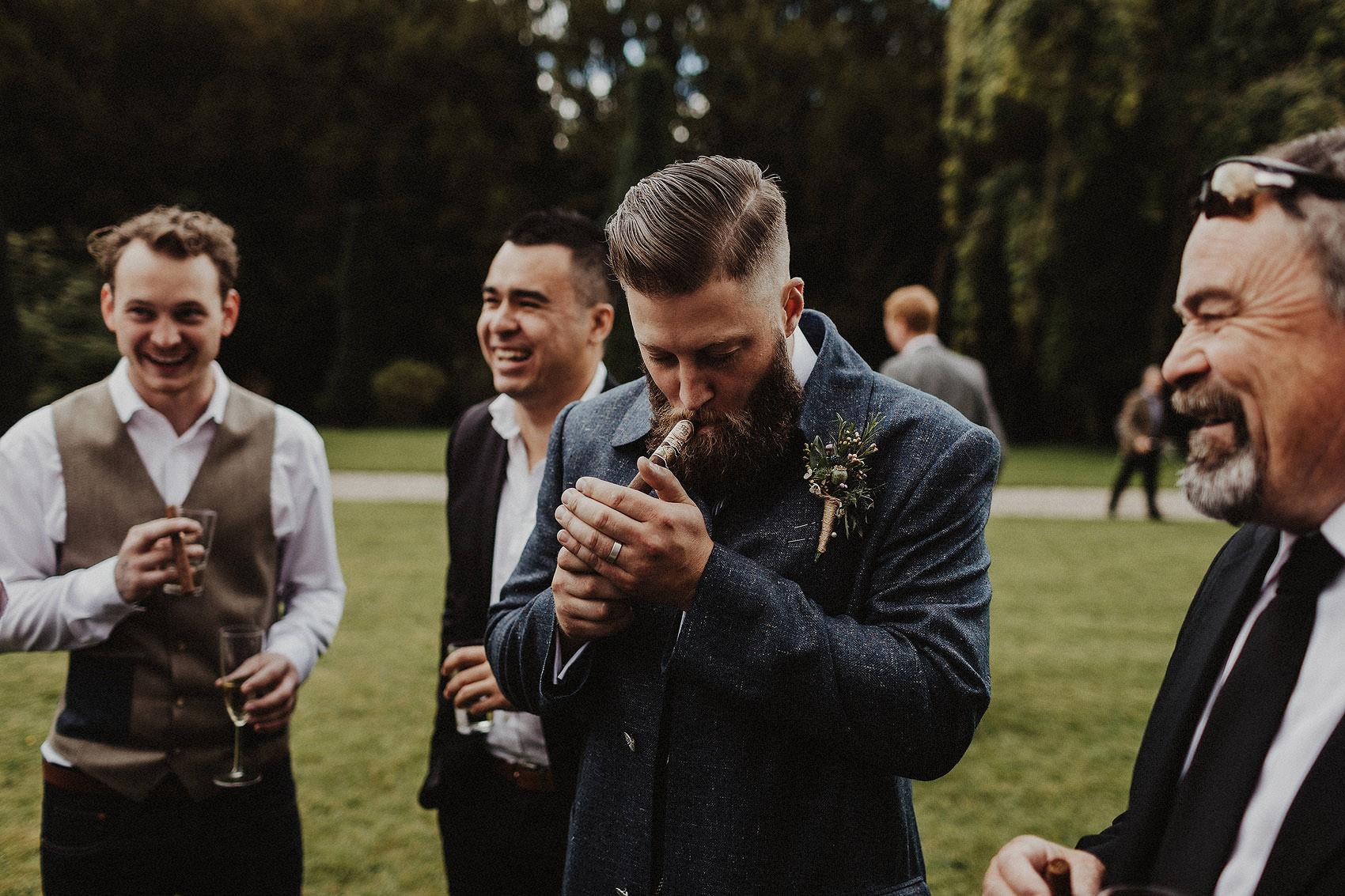 Huntington Castle & Gardens wedding | Ruth & Jason 121