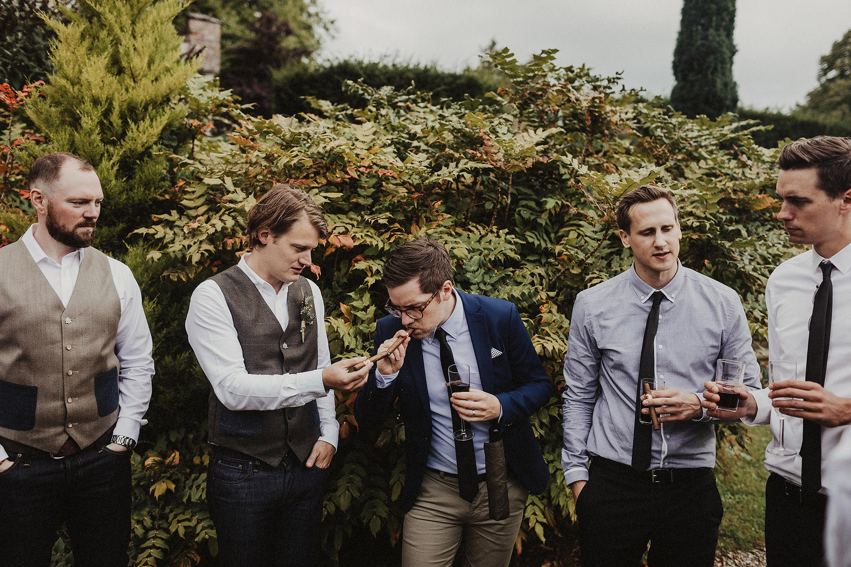 Huntington Castle & Gardens wedding | Ruth & Jason 122