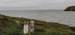 Ballintagart House wedding slideshow of Caroline Foran and Barry - wedding gallery