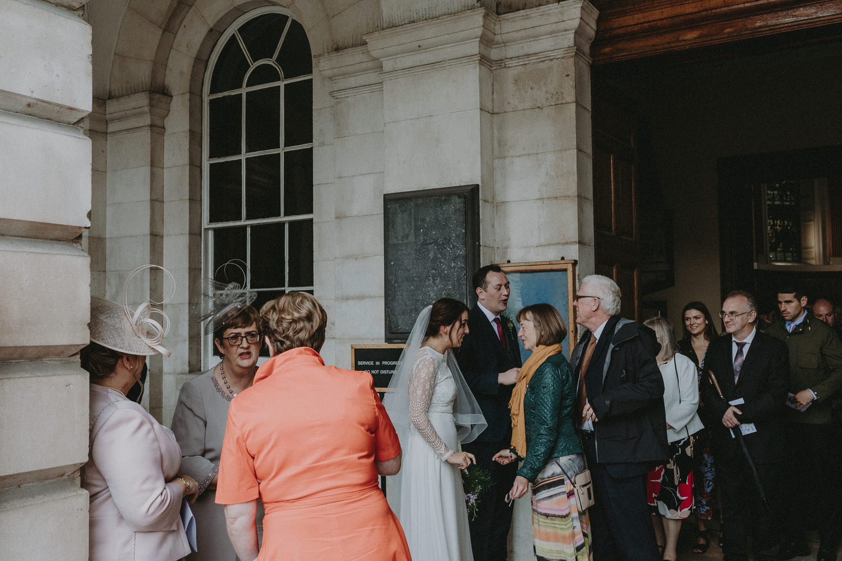 Jessica & Vincent wedding at Martinstown House 50