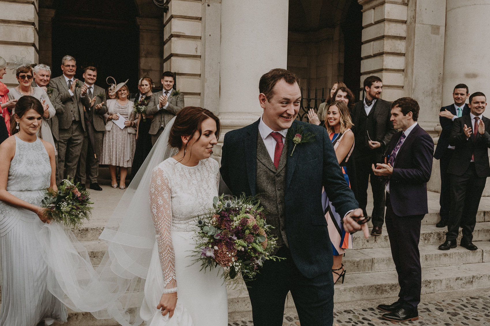 Jessica & Vincent wedding at Martinstown House 59