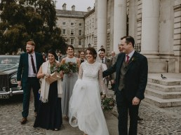 Jessica & Vincent wedding at Martinstown House 1