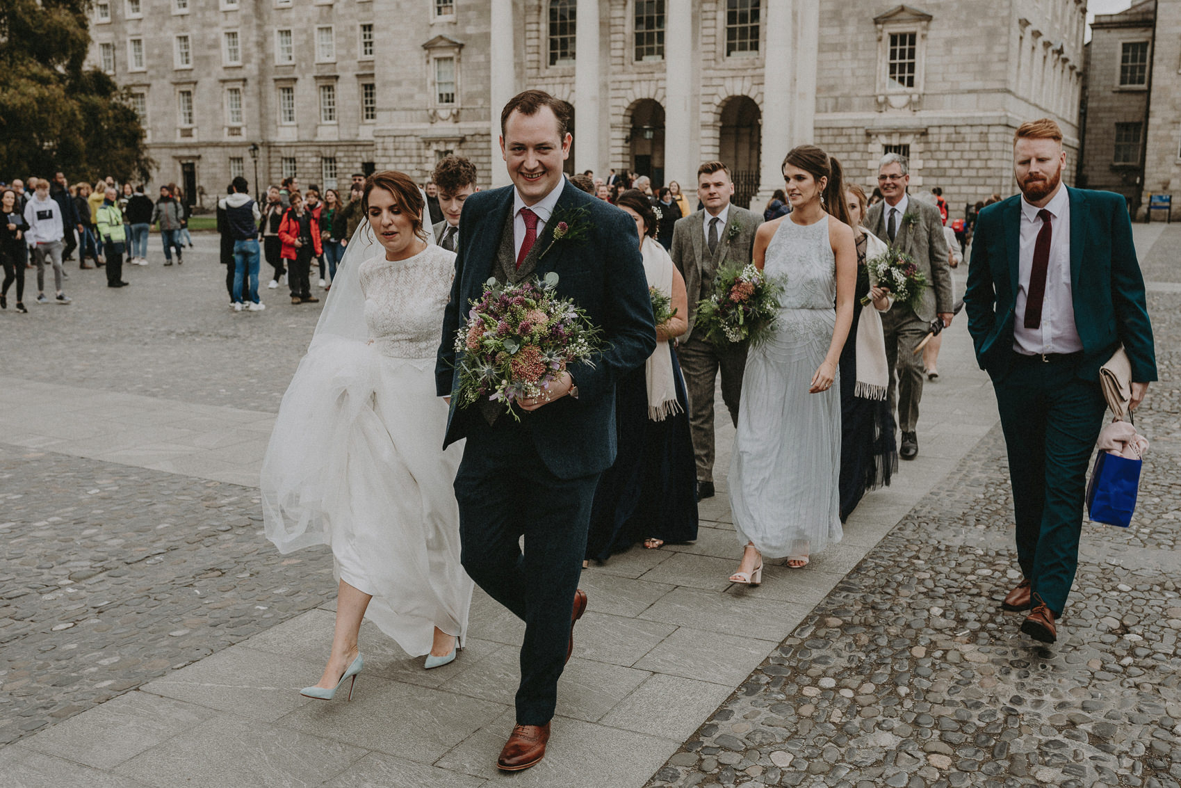 Jessica & Vincent wedding at Martinstown House 61