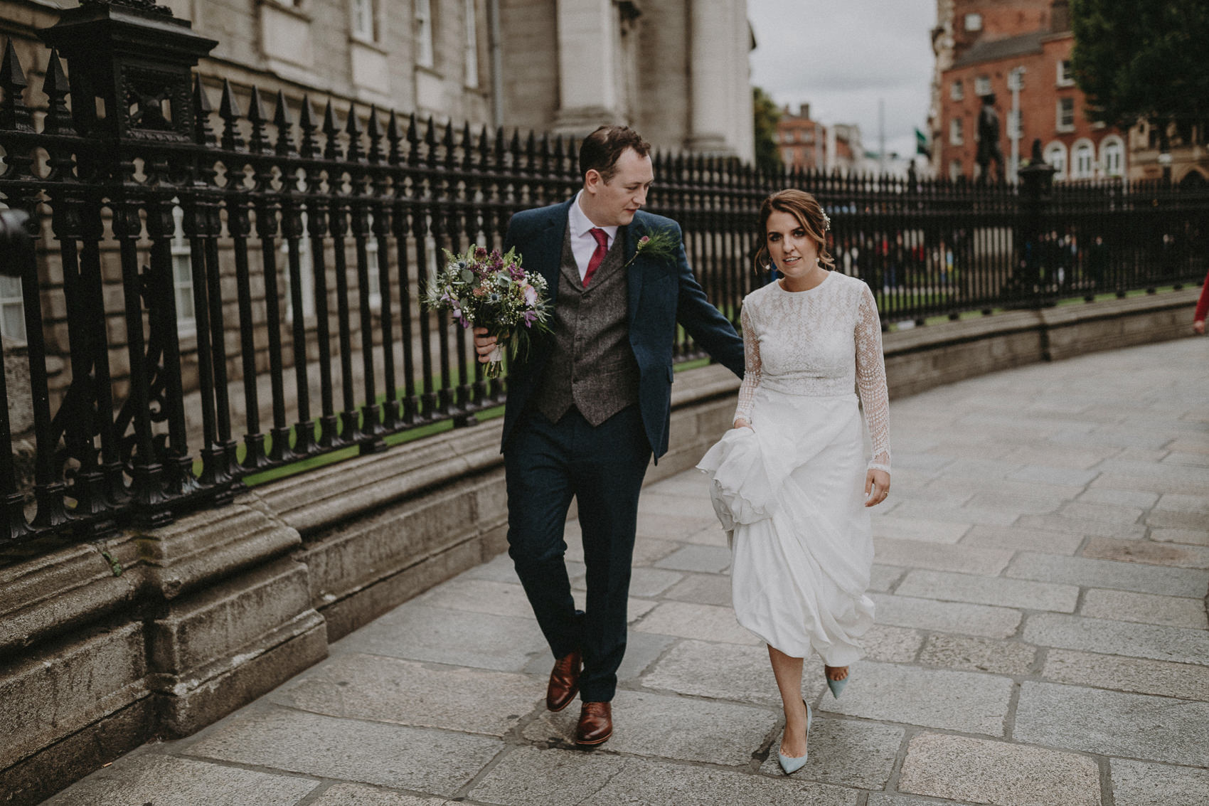 Jessica & Vincent wedding at Martinstown House 66