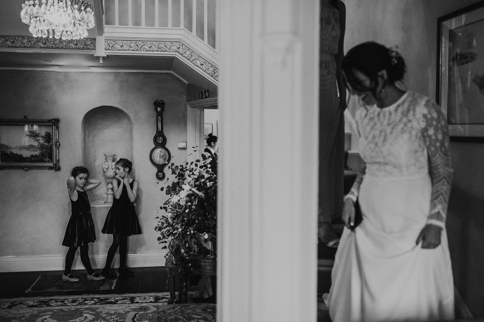 Jessica & Vincent wedding at Martinstown House 82