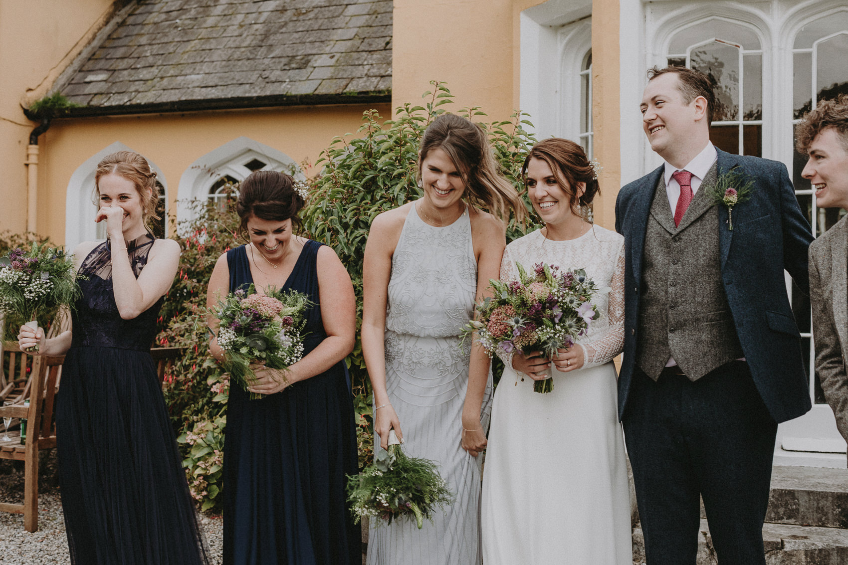 Jessica & Vincent wedding at Martinstown House 123
