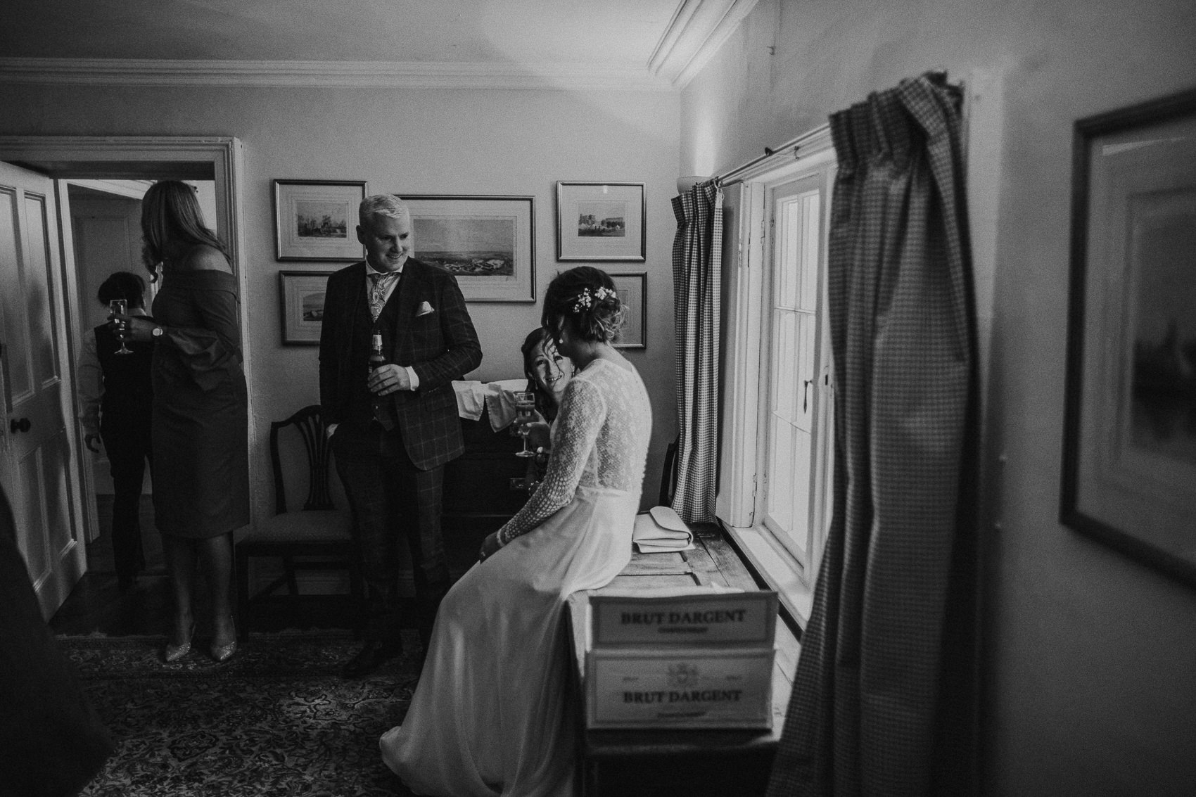 Jessica & Vincent wedding at Martinstown House 132