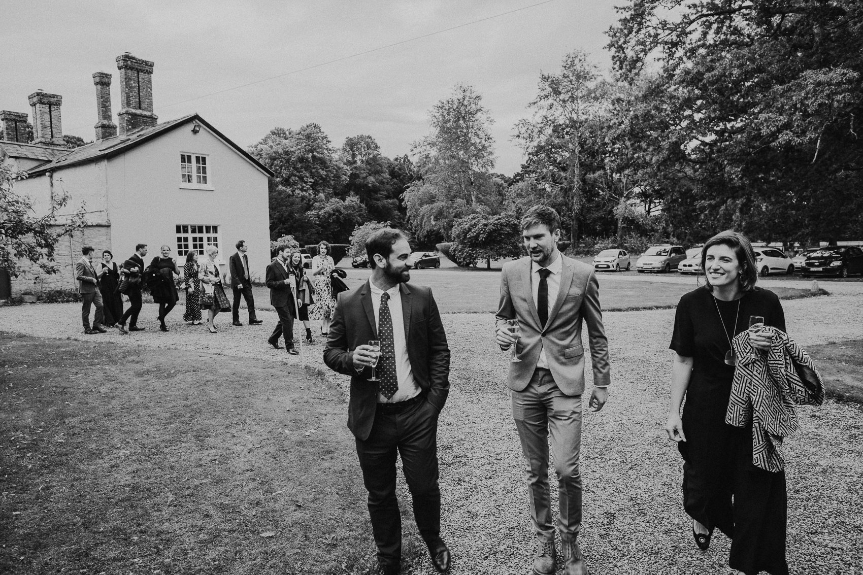 Jessica & Vincent wedding at Martinstown House 137