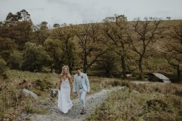 Bláthnaid Treacy and Charlie Moone wedding slideshow in Kippure Estate in Wicklow