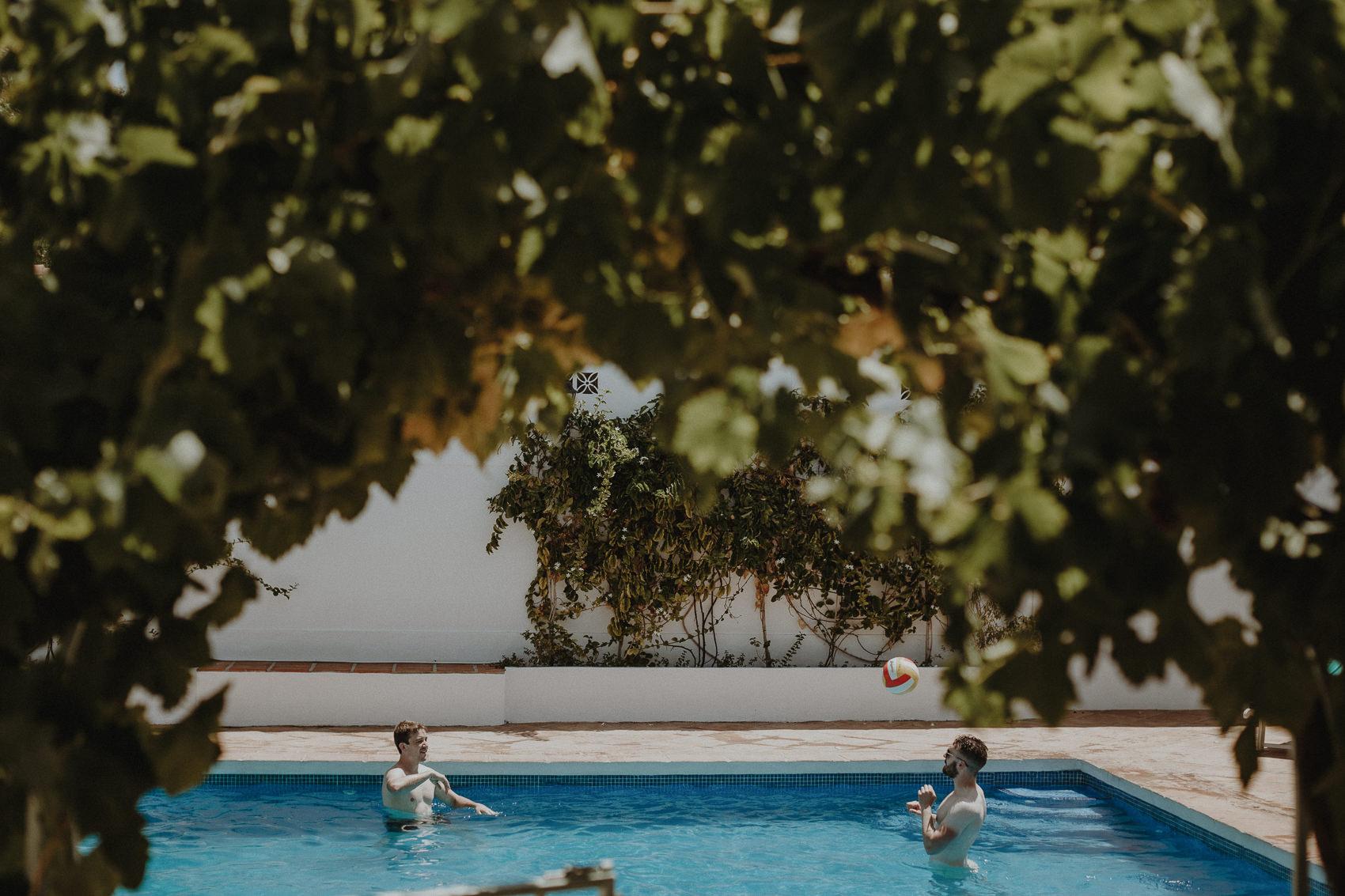 Sarah & Bill | Summer wedding at Cortijo Rosa Blanca | Marbella - Spain 8