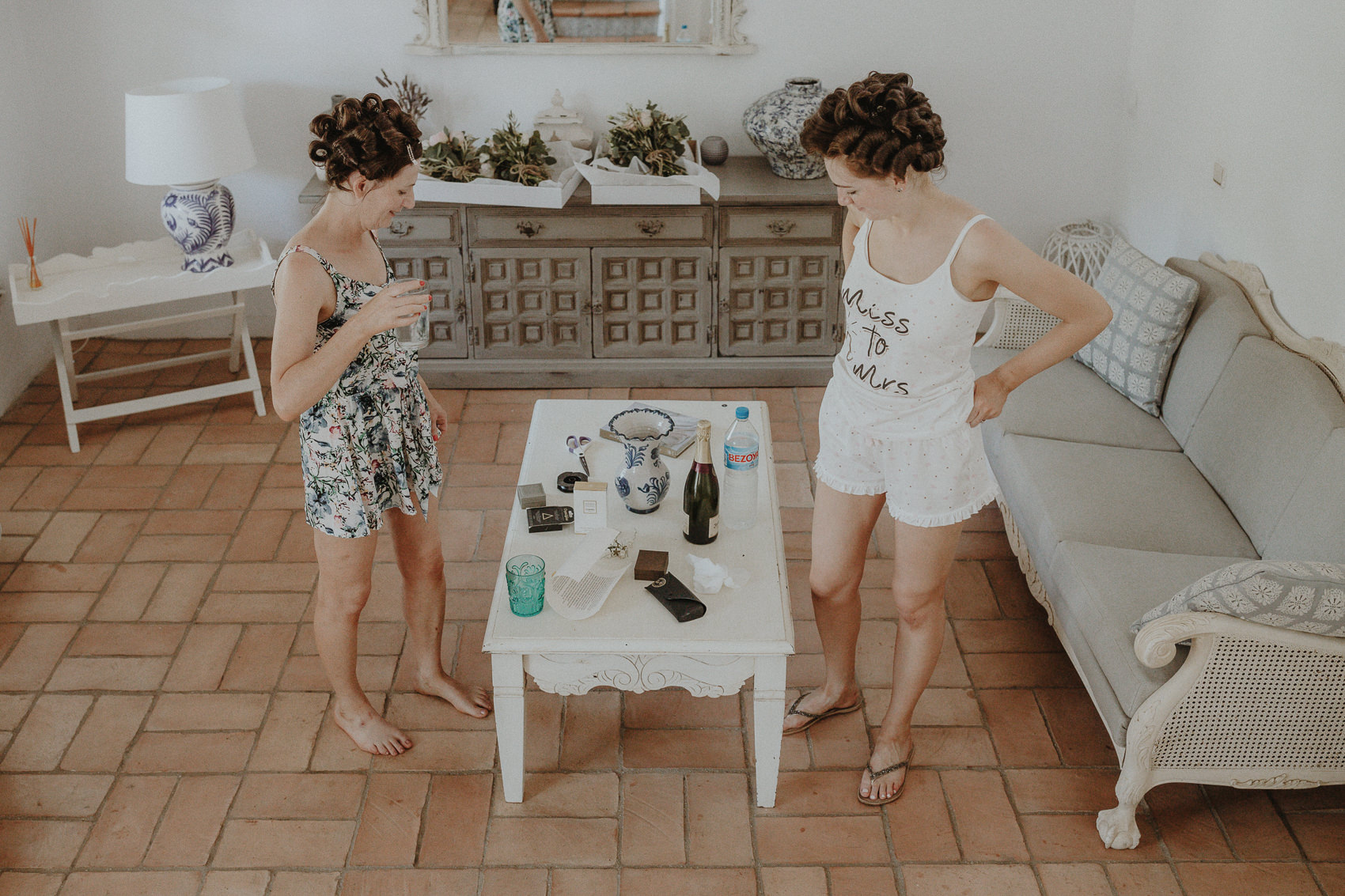 Sarah & Bill | Summer wedding at Cortijo Rosa Blanca | Marbella - Spain 6