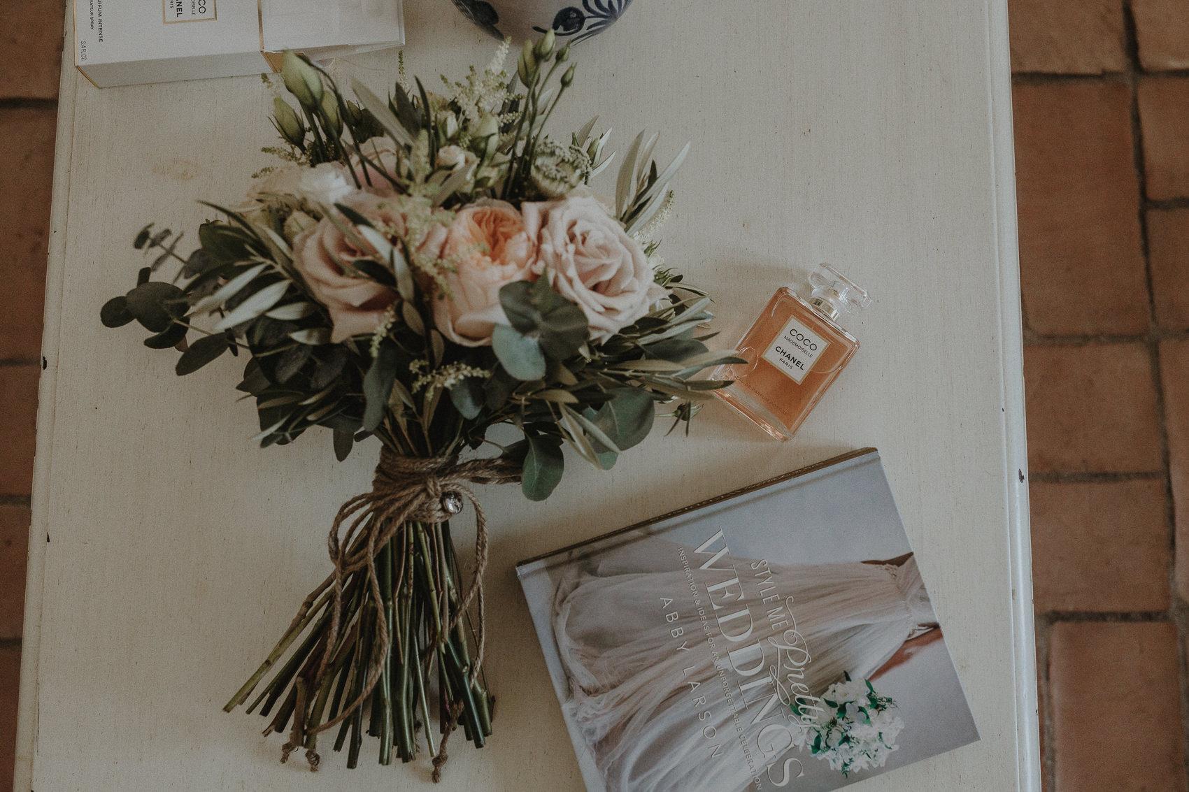 Sarah & Bill | Summer wedding at Cortijo Rosa Blanca | Marbella - Spain 15